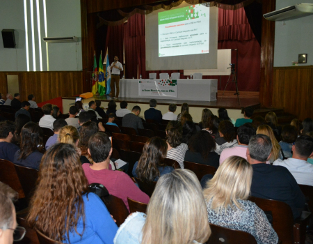 1º Seminário do Ensino Médio Integrado