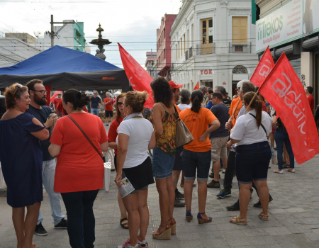 19 de fevereiro, dia Nacional de Luta contra a Reforma da Previdência